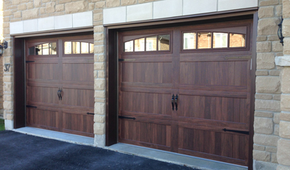 Accent Garage Doors