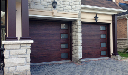 Planks Garage Doors